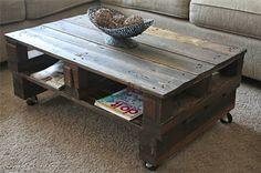 Halvalla sisustettua: Lankuista tehtyjä - Planks made