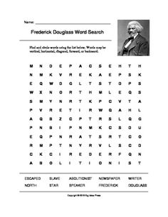 harriet tubman word search grade 5 harriet tubman word search and worksheets. Black Bedroom Furniture Sets. Home Design Ideas