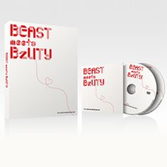 CUBEE [[BEAST]THE 1st BEAST FAN MEETING ASIA TOUR 메이킹북+2DVDs]