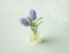 Dollhouse Miniature Flowers — Crafthubs