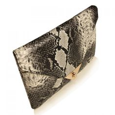 Women's Snake Skin Envelope Bag Day Clutches, AS THE PICTURE in Clutch Bags | DressLily.com