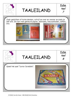 Taaleiland opdrachten 4 School Hacks, Spelling, Classroom, Author, Teacher, Education, Learning, Books, Simple