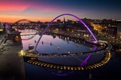 Beautiful Tyne - awesome bridge pic