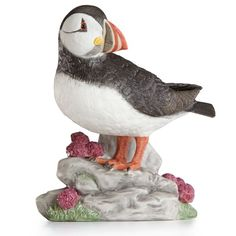 Atlantic Puffin Figurine by Lenox