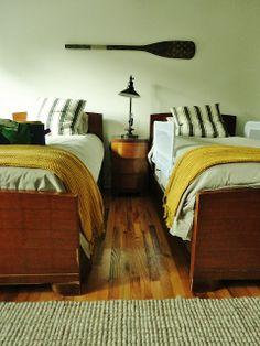 boys lakehouse bedroom  lauren liess
