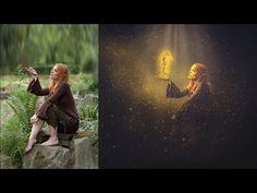 Photoshop tutorial | Photo Manipulation Lighting Effects SHG - YouTube