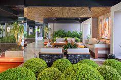 Jardim do Refúgio por Marina Pimentel para Casa Cor Brasília 2015