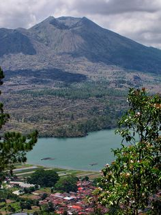 Mount Batur Volcano - Bali, Indonesia