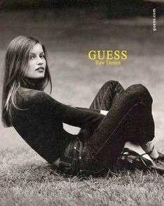 High resolution photos of Laetitia Casta from the GUESS Jeans ad campaigns Laetitia Casta, Ali Michael, Claudia Schiffer, Jane Birkin, Kate Moss, Yvonne De Carlo, Papa Francisco I, Guess Campaigns, Ad Campaigns