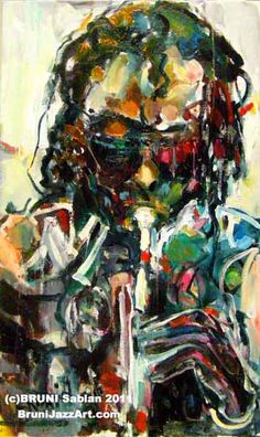 Miles Davis - BRUNI Gallery
