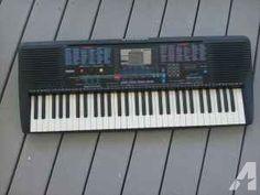 Yamaha Electric Keyboard - $90 (Ripley, NY)