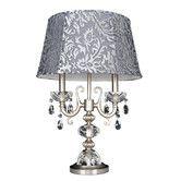 Found it at Wayfair - Bertalli 2 Light Table Lamp