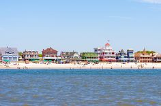 Home to romantic bed and breakfasts and horse-drawn carriages, we think Cape May wins for the most charming place to stay on the Jersey Shore.  For more information, visit capemay.com.   - CountryLiving.com
