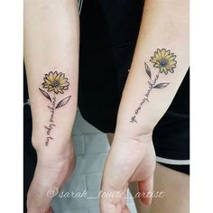 25 You Are My Sunshine Tattoo Design Ideas for Women | EntertainmentMesh