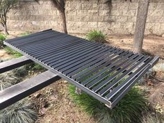 Solar Energy Advice You Shouldn't Pass Up Bbq Grates, Asado Grill, Brick Bbq, Diy Grill, Grill Brush, Solar Energy Panels, Grill Design, Backyard Landscaping, Steel