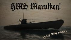 HMS Marulken | S0FTERSIN backed this project on 05/27/2016 (https://twitter.com/S0FTERSIN/status/736366065169641476). | #Kickstarter #Videogame