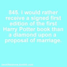 Yessss.. Boys need to understand not all girls love diamonds!