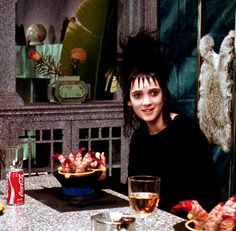 """How To Be Your Best Goth Self, As Told By Lydia From """"Beetlejuice"""""""