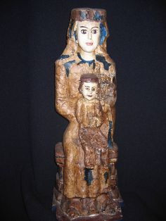 Virgen de la Seca. S. XII-XIII