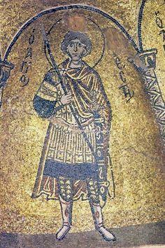 San Nestore di Tessalonica Nea Moni, Chios, XI sec.
