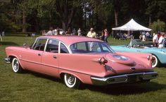 1957 Imperial Crown 4-door hardtop