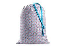 Lulu Laundry Bag, Pink on One Kings Lane today