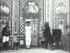 At the Hypnotist's (1897) - Alice Guy Blache | One of the earliest Guy-Blaché films in which we see the influence of Georges Méliès