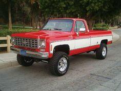 '73-'80 Chevrolet K10