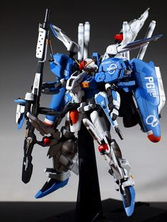 MG 1/100 MSA-0011[Ext] EX-S Gundam - Customized Build