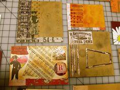 mail art class @small studio