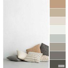 Color palette the hamlet - 2019 room color schemes, house co