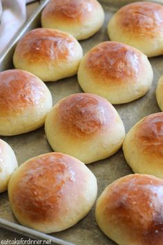 Perfect Soft and Buttery Rolls | The Recipe Critic
