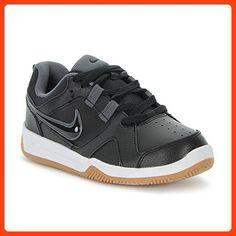 best cheap 12733 dd43c Nike Jungen Lykin 11 (GS) Turnschuhe, Schwarz   Schwarz   Weiß   Schwarz