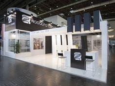 K - Messe Düsseldorf. RODOLFO COMERIO. Ricerca, analisi, promozione e comunicazione. Progettazione e realizzazione dell'allestimento dello stand. Photo by honegger