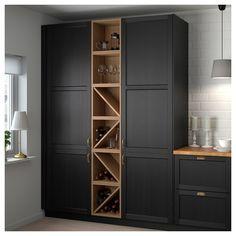 Wine Shelves, Wine Storage, Tall Cabinet Storage, Towel Storage, Kitchen Drawers, Kitchen Storage, Home Decor Kitchen, Kitchen Walls, Decorating Kitchen