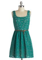 Cute lace dress! ~Polyvore
