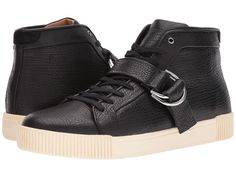 Michael Bastian Gray Label Lyons Hi Top Sneaker Men's Shoes Nero