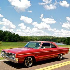 1966 Dodge Polara Hardtop