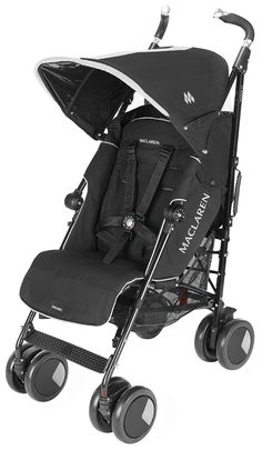Maclaren Techno XT - Black - Best Price