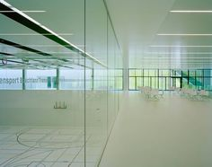 Gallery - Sport Center ETH Honggerberg / Dietrich | Untertrifaller Architekten - 7