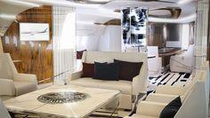 Step Inside the Custom Interior of This Boeing 787-9 Dreamliner Private Jet…