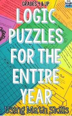 puzzle for the whole year Mathematical logic puzzle for the whole year,Mathematical logic puzzle for the whole year, Hands Brain Training Clip Beads Puzzle Board Math Game 8 Fun Logic Puzzles For Critical Thinking Skills! Cooperative Learning Activities, Activities For Teens, Teaching Math, Math Activities, Math Games, Maths Resources, Logic Games, Kid Games, Brain Games