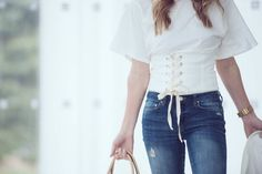 A Modern Take On Corsets — The Weekender