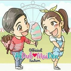 Alden and Maine are going on their first date! And from what I remember, Alden wants it to be at Enchanted Kingdom Most Popular Tv Shows, Maine Mendoza, Enchanted Kingdom, Fangirl, Disney Characters, Fictional Characters, Family Guy, Deviantart, Disney Princess
