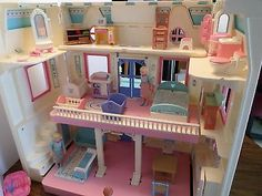60 Best Dollhouse Renovation Fischer Price 1993 Loving Family Dream