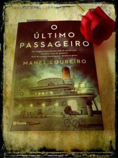 ..:: Fundo Falso ::..: ✓Resenha: O Último Passageiro - Manel Loureiro