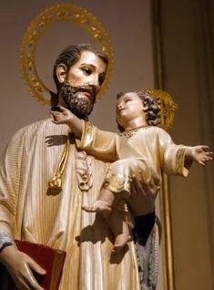 Catholic Saints, Patron Saints, Saint Cajetan, Miracle Prayer, Biblical Womanhood, Jesus Loves You, St Joseph, Statue, Job Seekers