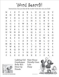 ladybug girl and grasshopper girl to the rescue print out these word searches mazes coloring pages and more fun activities - Fun Activities To Print