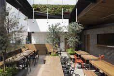 Balmori Rooftop Bar by TDDA | Taller David Dana Arquitectura | Bar interiors