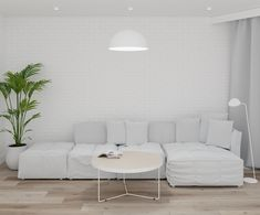 Round coffee table - nowoczesny stolik okrągły #Round #coffee #table #modern #design #stolik #kawowy #nowoczesny Dining Bench, Furniture, Home Decor, Decoration Home, Table Bench, Room Decor, Home Furnishings, Home Interior Design, Home Decoration
